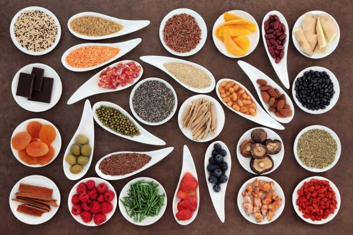 Our Top 12 Organic Superfoods