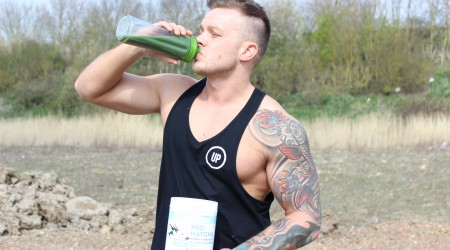 Pro Matcha Protein + Matcha Review by PT Scott Checkland: Is It As Good As It Claims?