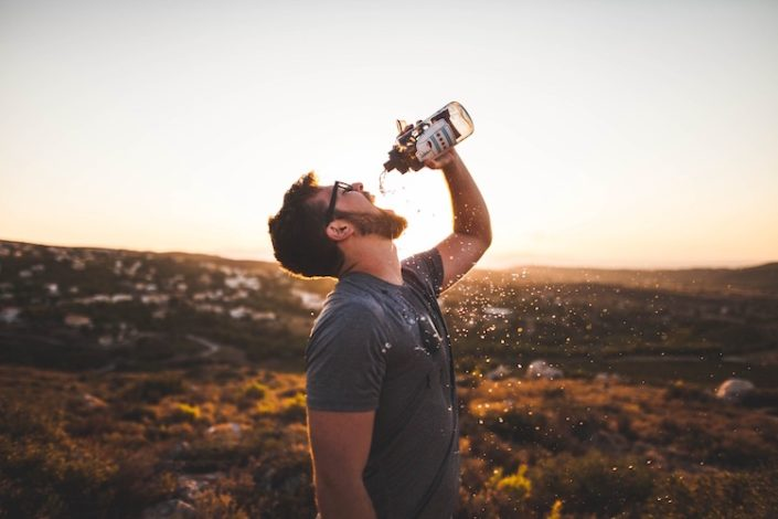 Importance of Drinking Healthy Water