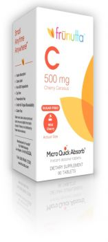 Frunutta Vitamin C 500 mg