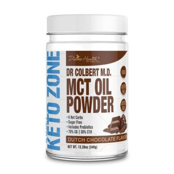 Keto Zone MCT Chocolate