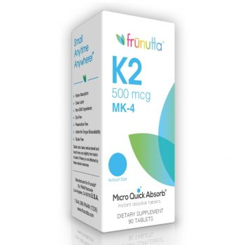 Frunutta Sublingual Vitamin K2