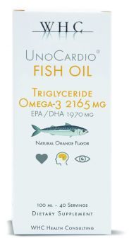 UnoCardio Fish Oil - 100ml