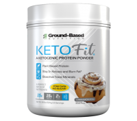 Keto Fit Protein - 524g - 15 Servings - EXPIRY DATE 31/12/20