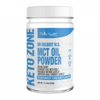 Keto Zone MCT Oil Powder - Coconut Flavor - 315g - 30 servings