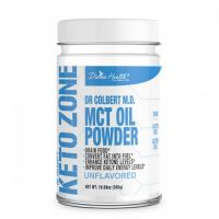 Keto Zone MCT Oil Powder - Unflavoured - 300g - 30 servings