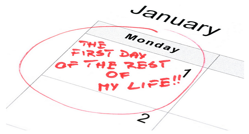 8 Simple New Years Health Resolutions