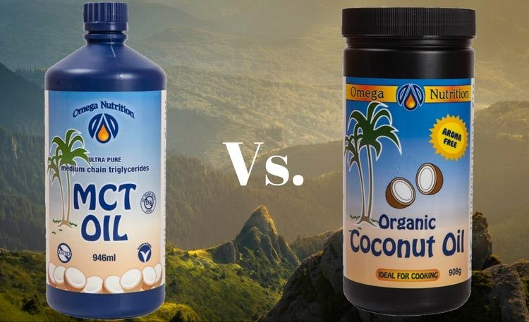 MCT Oil vs Coconut Oil - Which is Better?