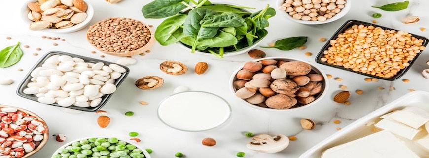 The Top 5 Vegetarian Protein Sources