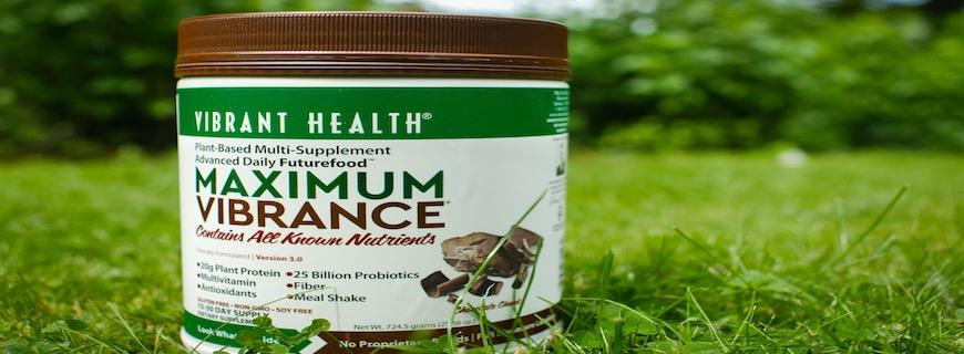 Maximum Vibrance: The Best Green Superfood Powder