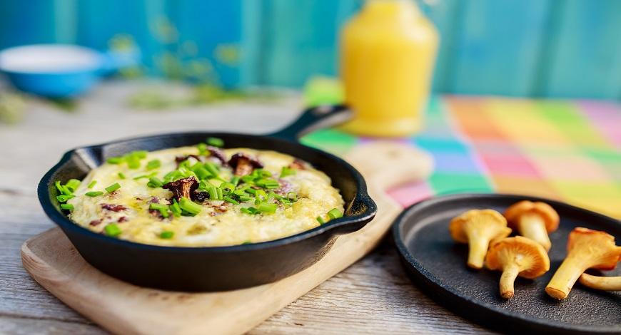 6 High Protein Energy Boosting Breakfast Recipes