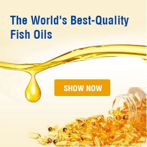 The World's best quality Fish Oil