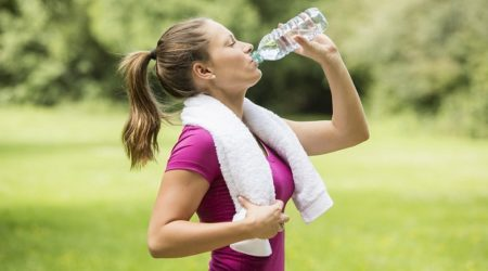 How Much Water Should a Person Drink Each Day?
