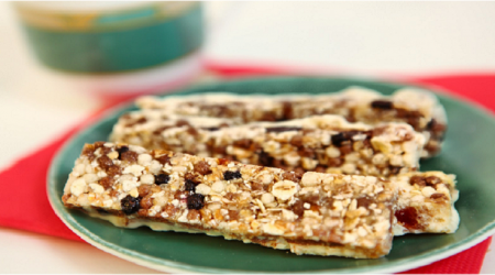 5 Minute Healthier Recipe for Healthier Than Store Bought Energy Bars