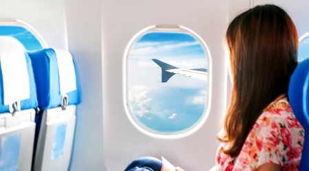 How to Avoid Bloating on the Plane