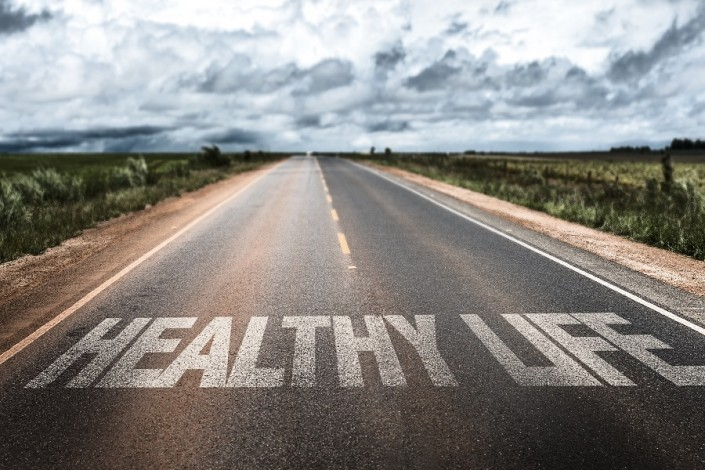 The road to healthier life