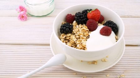 The 5 Best Preworkout Foods