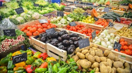 Just 1-in-5 Eat Five Portions of Fruit & Veg a Day