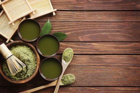 Matcha Green Tea for health