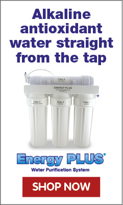 Button to see Energy Plus Tap Water Filter page