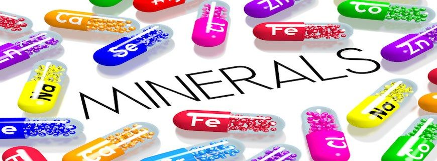 The Function of Minerals and the Best Dietary Sources